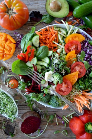 6 Easy Ways to Incorporate More Veggies in Your Diet